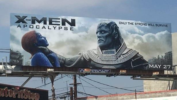 Apocalypse Billboard