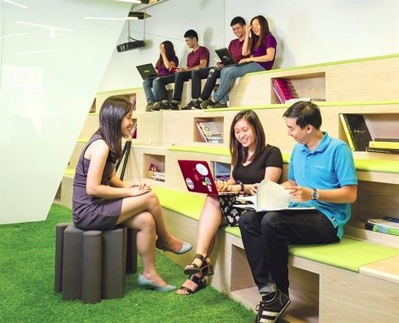 Đội ngũ sáng tạo trẻ tại Publicis One. Ảnh: Linh Phạm