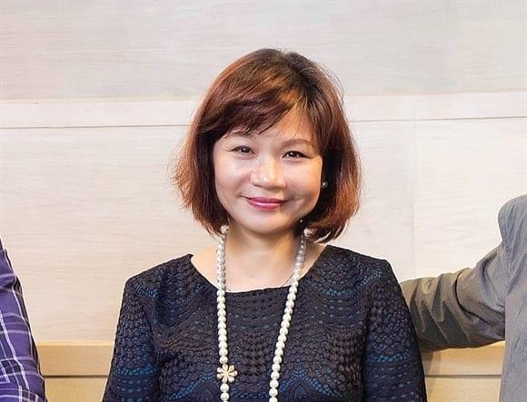 Bà Hoàng Thị Mai Hương, Chủ tịch Hội đồng Điều hành Publicis One Việt Nam. Ảnh: Sơn Phạm