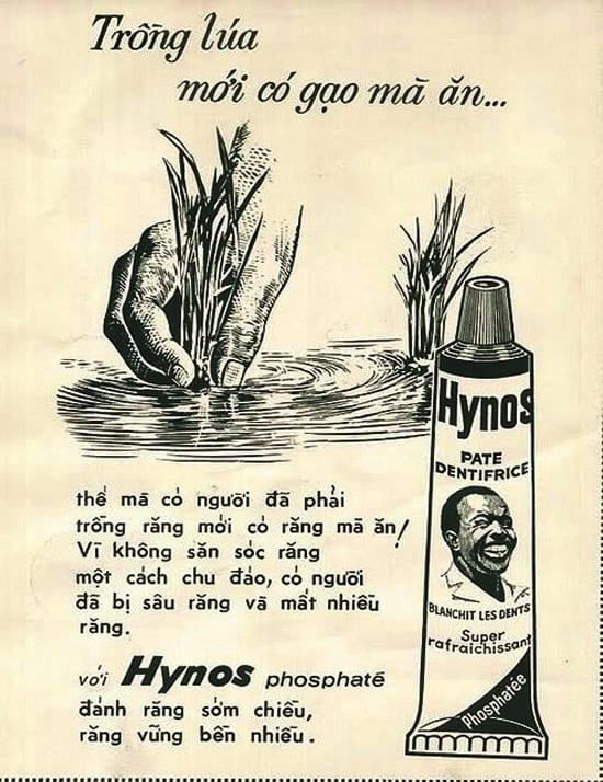 Sau 1975, hãng đánh răng Hynos được bàn giao và sáp nhập với công ty Kolperlon thành Xí nghiệp Kem đánh răng Phong Lan. Loại kem đánh răng với hình ảnh một người da màu cười tươi cùng hàm răng trắng từng là ký ức thân thuộc với người Sài Gòn xưa.