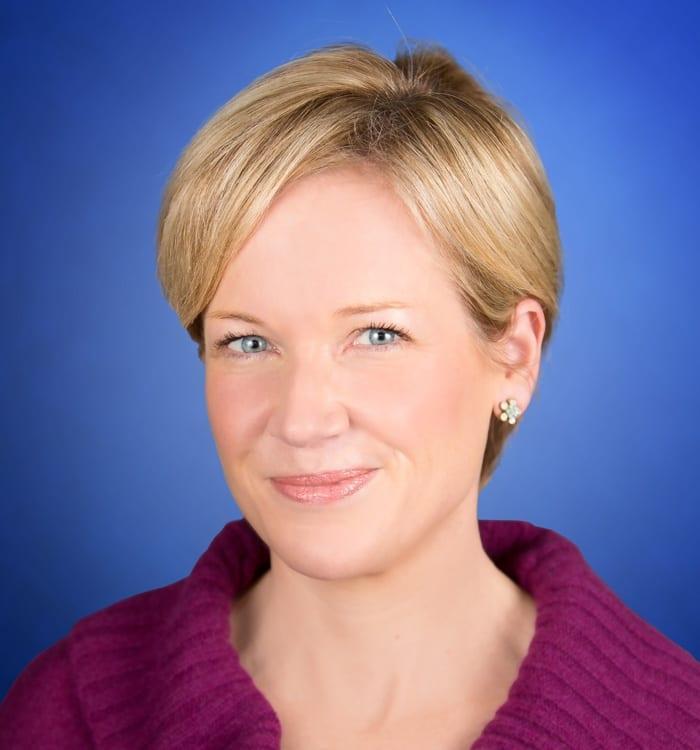 Kim Larson Bà Kim Larson, Giám đốc Toàn cầu của Google BrandLab, tác giả bài viết.