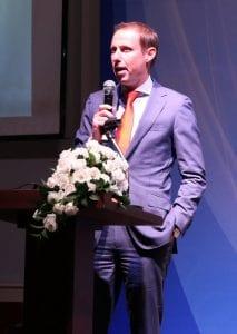 Ông Mark Voncken, Giám đốc Marketing của FrieslandCampina Việt Nam
