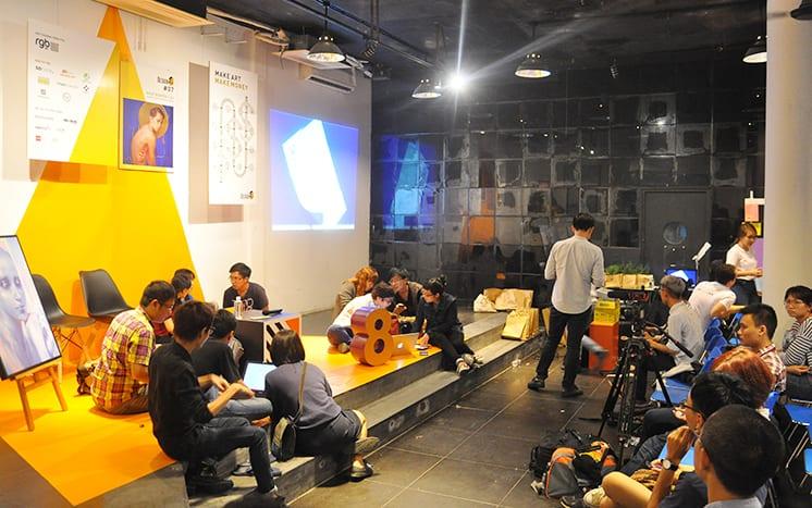 Talkshow Design8