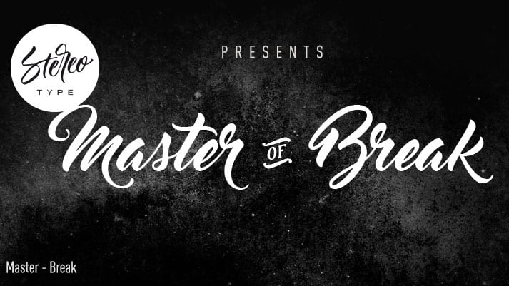 font-master-of-break