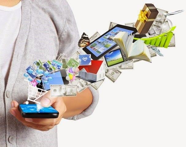 Cơ hội lớn cho thương hiệu trong việc tận dụng các kết nối trên điện thoại di động.