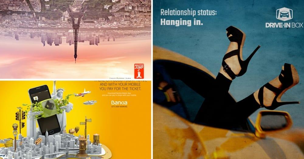 Hãy cùng Advertising Vietnam điểm qua những Print Ad ấn tượng trong tuần  qua của các agency như: Autumnwinter, Grupo Polvo, CLV,… và xem họ đã sáng  tạo nghệ ...