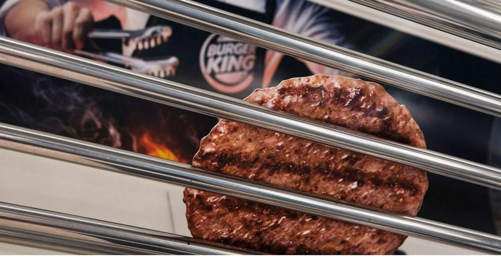 Chiến dịch quảng cáo của Buger King - Flame-Grilled Subway