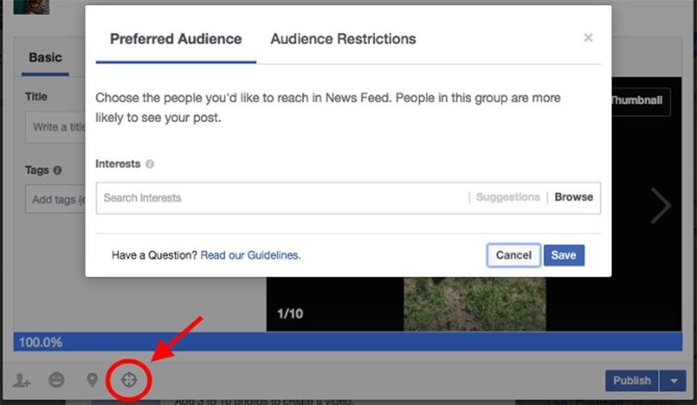 Tips for Facebook Page 008 - Cập nhật các bước xây dựng fanpage bán hàng chuẩn chỉnh cùng cách tăng tương tác lâu dài cho fanpage