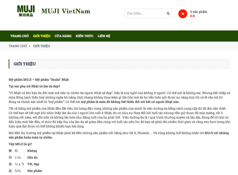 8 trang mujivietnam - Kinh doanh mỹ phẩm tại Việt Nam: Loạn!