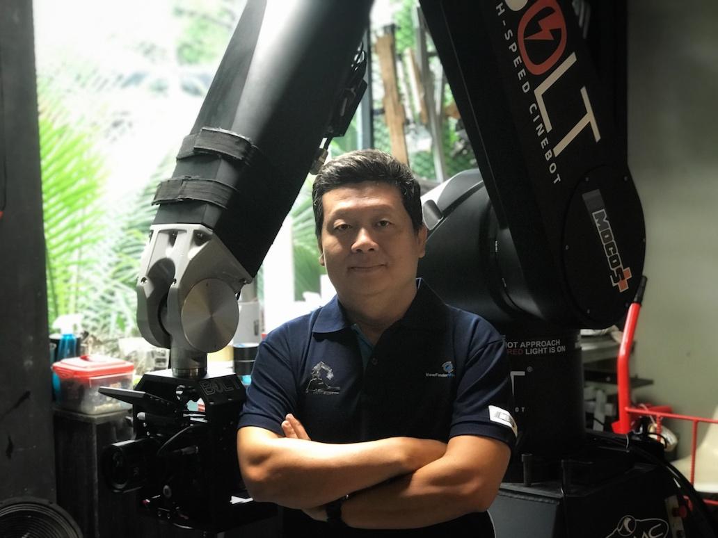 Anh Trương Minh Thành – Head of ViewFinder SFX team