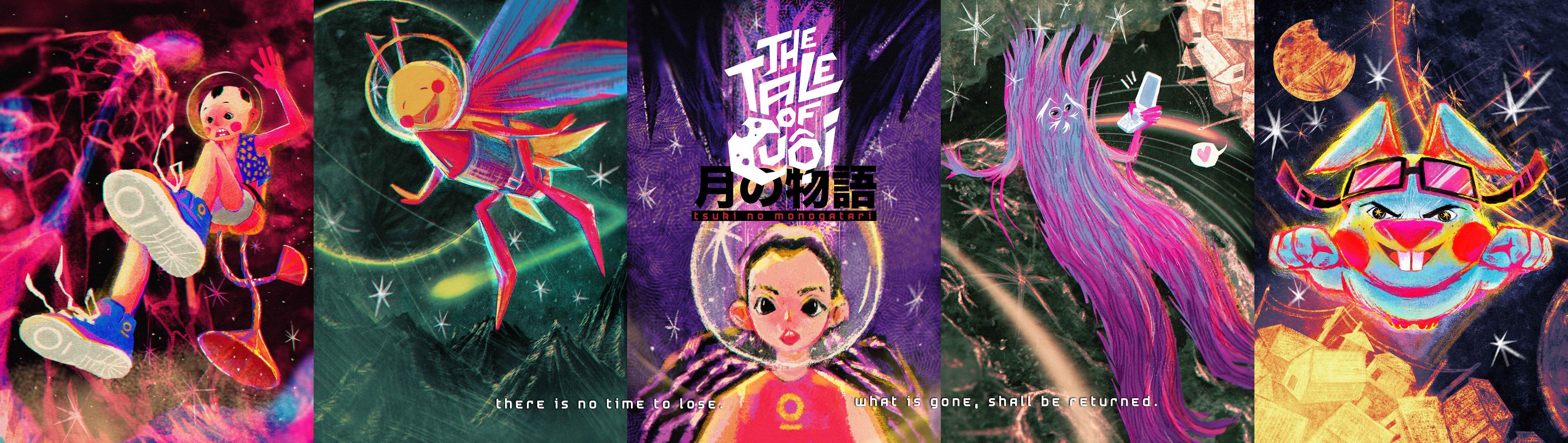 """Phim hoạt hình """"The Tale Of Cuội"""" 2020"""