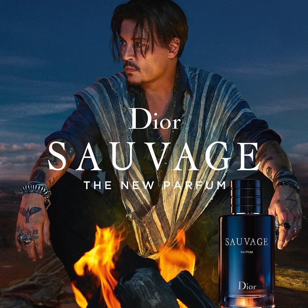 Ảnh: Dior Sauvage Campaign.